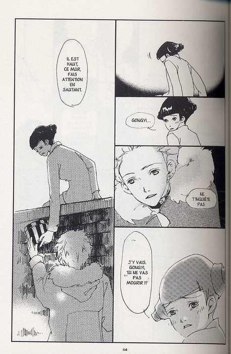 Mimi T4, manga chez Casterman de Yao