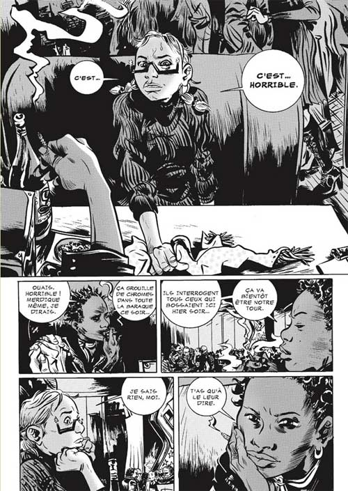 100%, comics chez Dargaud de Pope