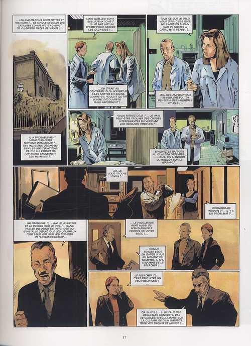 Dark T2 : L'éveil du démon (0), bd chez Casterman de Mercier, Seiter, Max