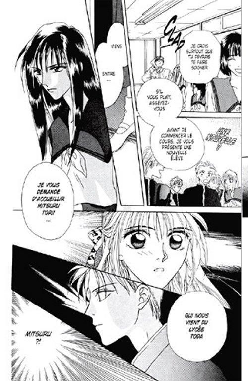 Démons et chimères T1, manga chez Delcourt de Takaya