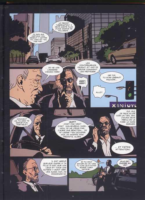 Hibernation T2 : Dérapages (0), manga chez Xiao Pan de Liu, Dong