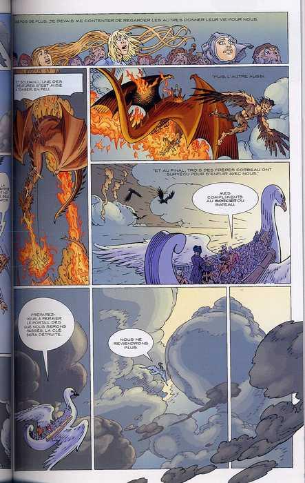 Fables – Softcover, T4 : Le dernier bastion (0), comics chez Panini Comics de Willingham, Russel, Buckingham, Hamilton, Kindzierski, Vozzo, Jean