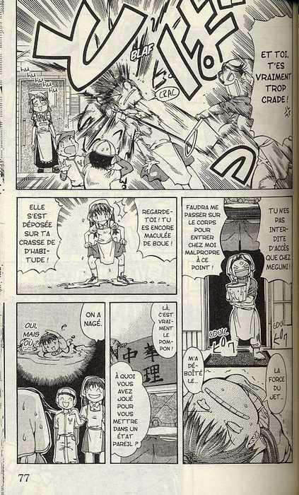 Noodle fighter T10, manga chez Taïfu comics de Sadogawa