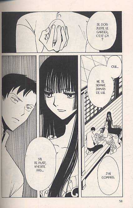 XXX Holic T11, manga chez Pika de Clamp