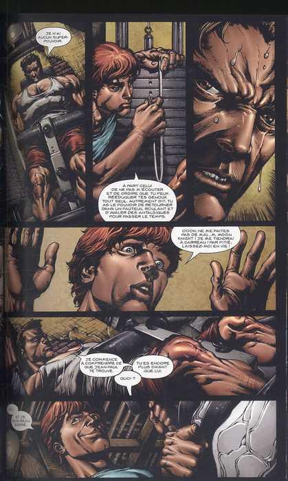 Moon Knight (vol.5) T2 : Soleil de minuit (0), comics chez Panini Comics de Huston, Finch, Suayan, d' Armata