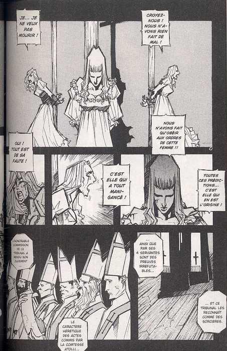 Priest T5, manga chez SeeBD de Min-woo