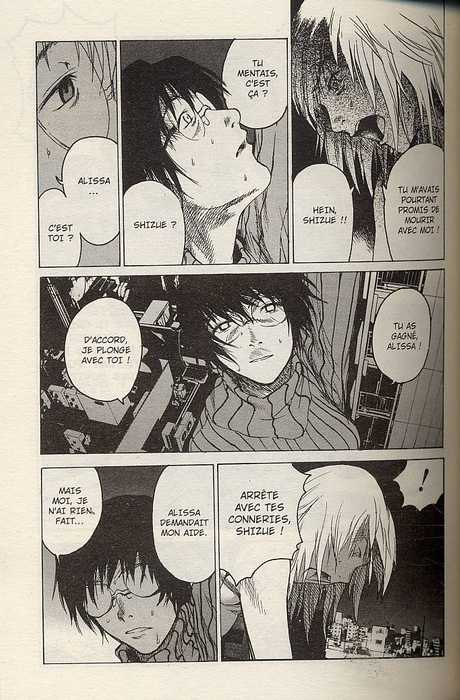 Daydream T3, manga chez Panini Comics de Okuse, Meguro