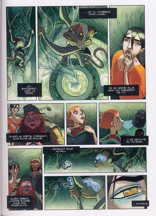 Jackie Foxxx T1 : Mission Hamelin (0), comics chez Fusion Comics de Munari, Idras, Force