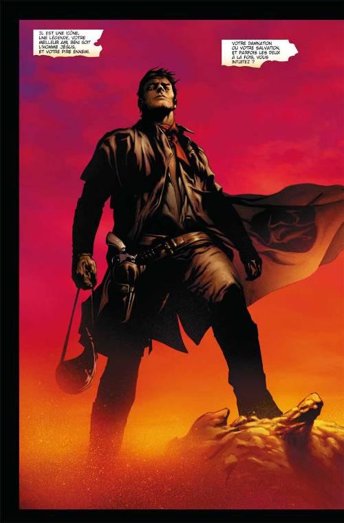 La tour sombre T1, comics chez Fusion Comics de King, David, Lee, Isanove