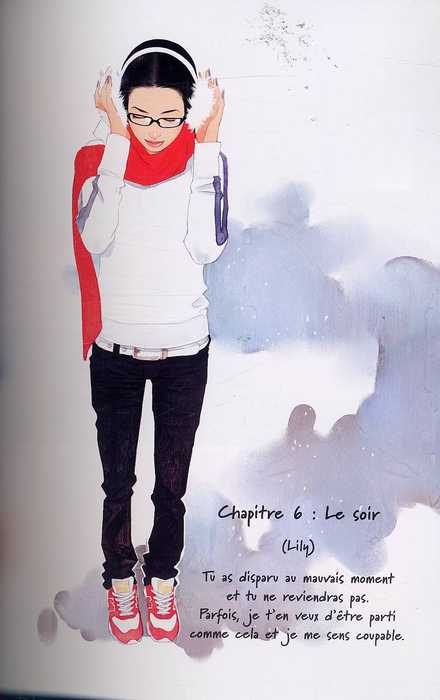 Love, Fragments Shanghai  , manga chez Xiao Pan de Chaiko