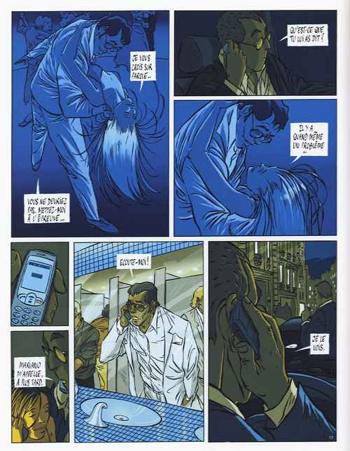 Le tueur T5 : La Mort dans l'âme (0), bd chez Casterman de Matz, Jacamon