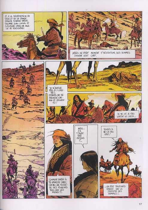 Pema Ling T4 : Naissance d'une légende (0), bd chez Dupuis de Bess