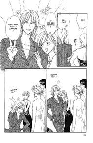 Itadakimasu T2, manga chez Soleil de Yoshihara