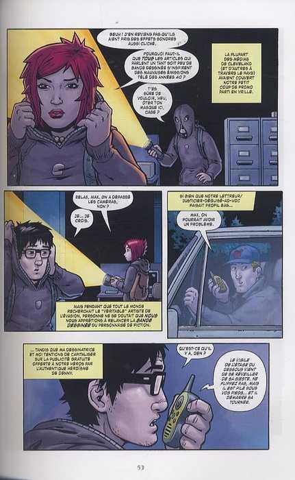 Les maîtres de l'évasion, comics chez Delcourt de Vaughan, Rolston, Alexander, Stewart, Hollingsworth