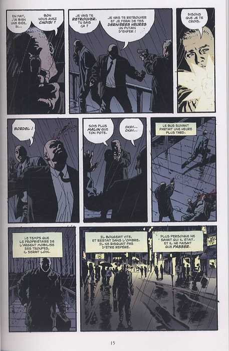 Criminal T2 : Impitoyable (0), comics chez Delcourt de Brubaker, Phillips, Staples