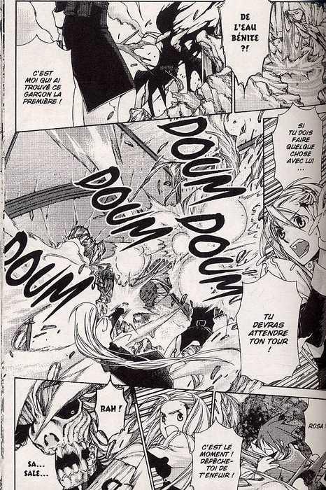 Stigmata T1, manga chez SeeBD de Ya-Sung
