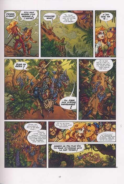 Marlysa T8 : Le waltras (épisode 2) (0), bd chez Soleil de Gaudin, Danard, Guillo