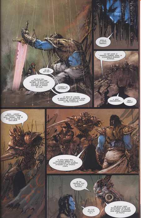 Ramayan T1 : L'ère Mahavinaaç (0), comics chez Fusion Comics de Dasgupta, Singh, Chikerur, Ross