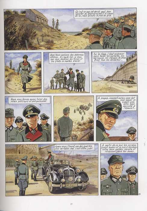 War and dreams T2 : Le code Enigma (0), bd chez Casterman de Charles, Charles