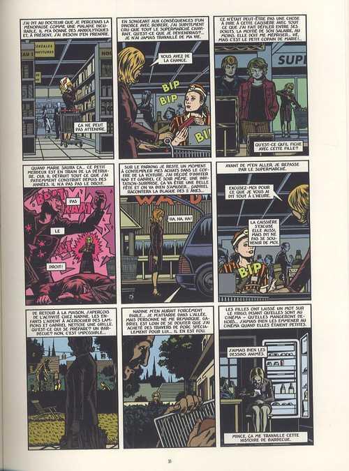 Le roi des mouches T2 : L'origine du monde (0), bd chez Drugstore de Pirus, Mezzo, Ruby