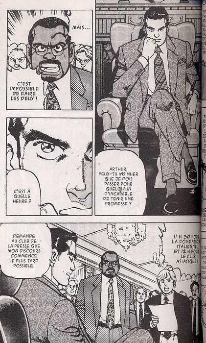Eagle T1, manga chez Casterman de Kawaguchi
