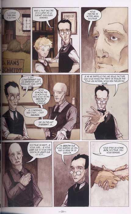 The living and the dead, comics chez Akileos de Tinnell, Livingston, Farritor