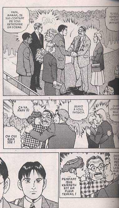 Eagle T9, manga chez Casterman de Kawaguchi