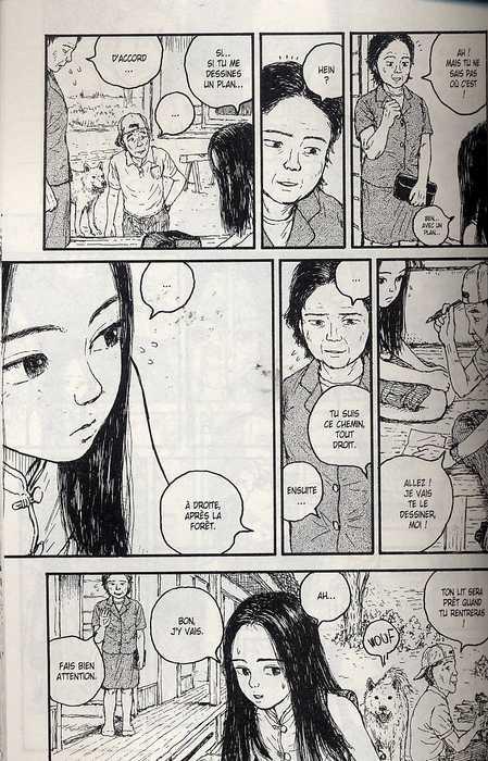 La forêt de Miyori T1, manga chez Milan de Hideji