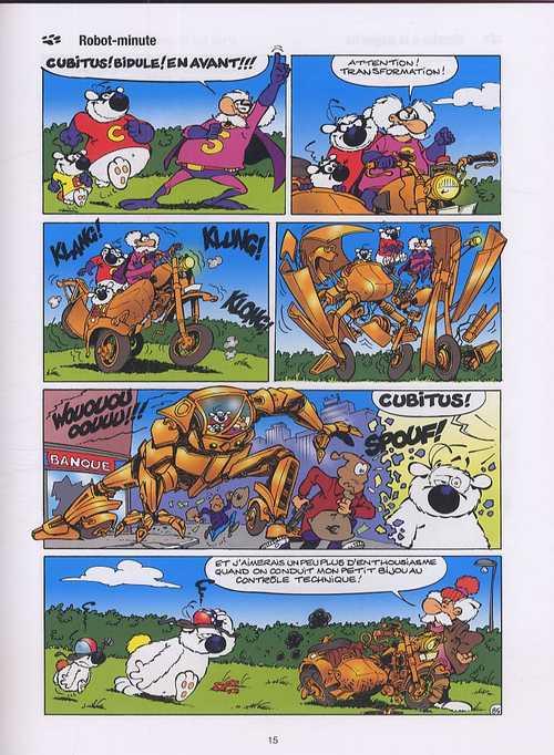Les nouvelles aventures de Cubitus T4 : Tous des héros ! (0), bd chez Le Lombard de Aucaigne, Rodrigue, Marcy