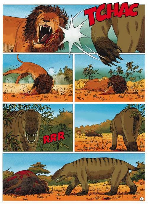 Kenya T5 : Illusions (0), bd chez Dargaud de Rodolphe, Léo, Smulkowski
