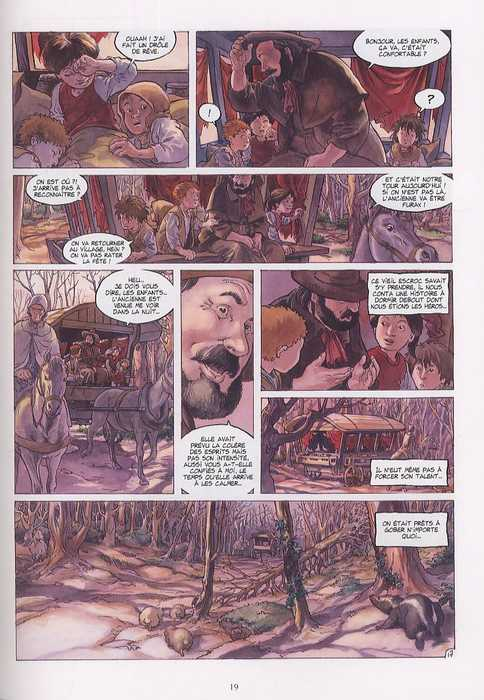 L'education des assassins T1 : Les Délices de l'Orcan (0), bd chez Delcourt de Le Roux