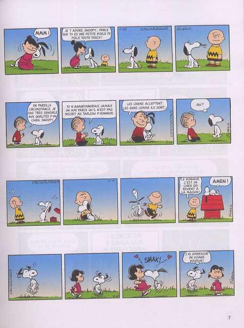 Snoopy T40 : C'est ça, l'amour (0), comics chez Dargaud de Schulz