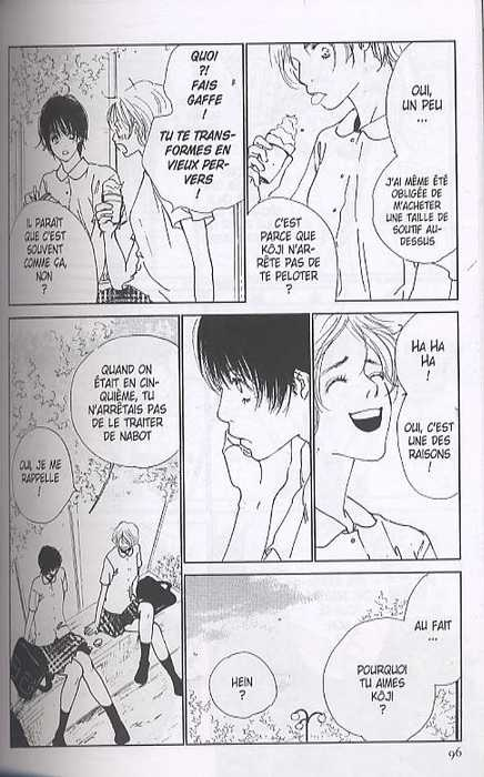 Amours félines , manga chez Delcourt de Harada, Onozucca