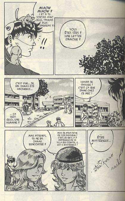Breath effect T2, manga chez Les Humanoïdes Associés de Asan