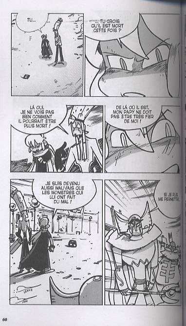 Dofus T9 : 28 morts plus tard (0), manga chez Ankama de Tot, Brunowaro, Ancestral z, Mojojojo