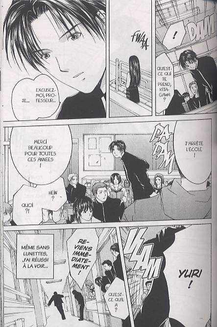 Anne Freaks T1, manga chez Pika de Kotegawa