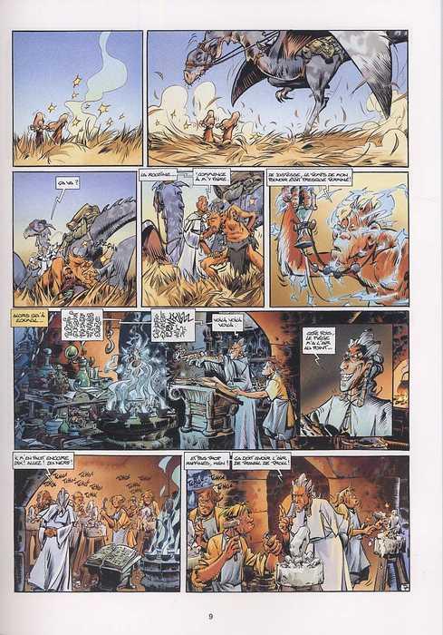 Trolls de Troy T11 : Trollympiades (0), bd chez Soleil de Arleston, Mourier, Guth