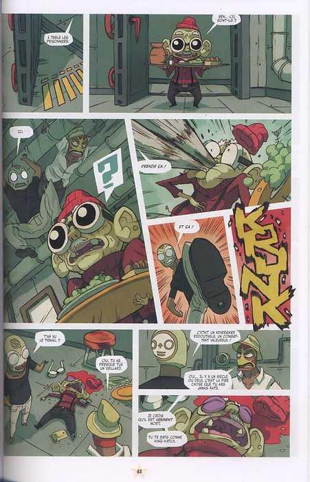 Lucha libre T7 : On dirait le sud (0), comics chez Les Humanoïdes Associés de Frissen, Witko, Mense, Gaubert, Tanquerelle