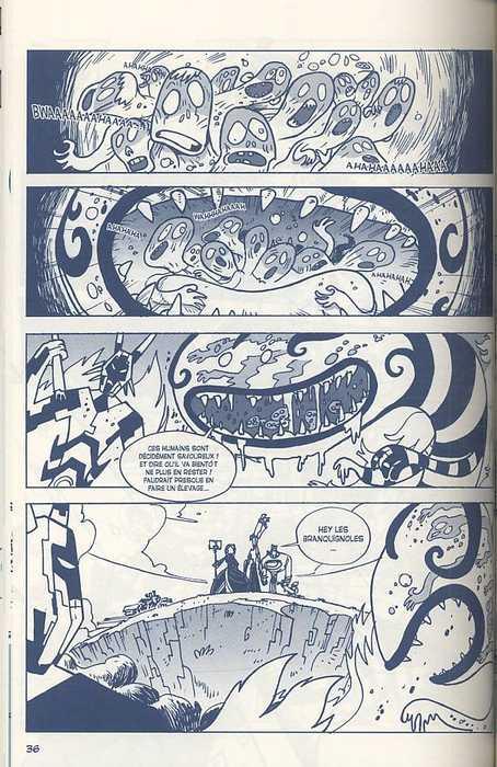 Dofus : Les shushus de Rushu (0), manga chez Ankama de Run, Tot, Brunowaro, Ancestral z, Mojojojo