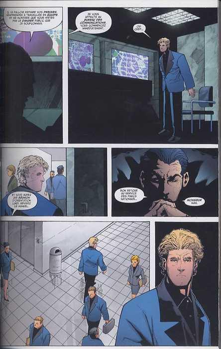 Wildcats - Version 3.0 T1 : Imposition des marques (0), comics chez Panini Comics de Casey, Nguyen, Molinar, Mayor
