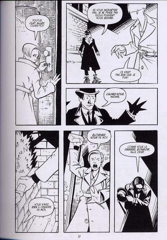 Courtney Crumrin – Hors série, T1 : Portrait du Sorcier en jeune homme (0), comics chez Akileos de Naifeh