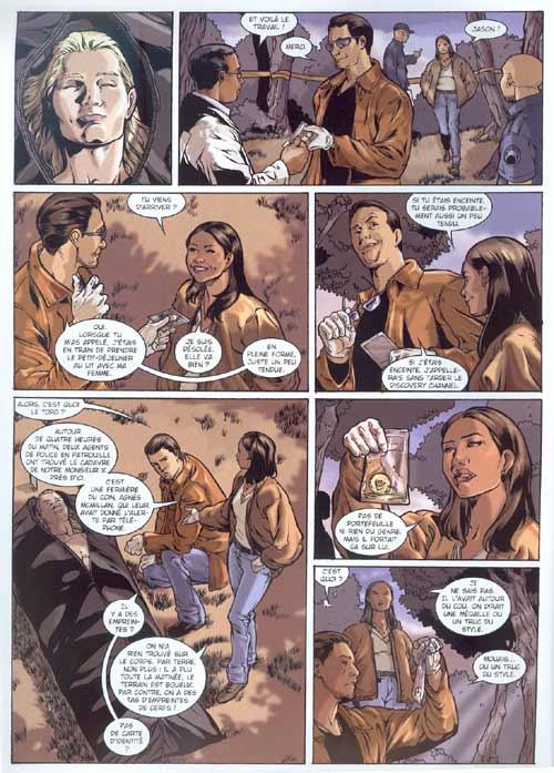 L'armée des anges T1 : La résurrection de Jason Ash (0), bd chez Les Humanoïdes Associés de Fenton, Igle, Quaresma