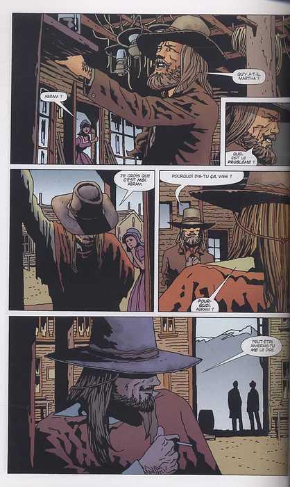 Loveless T1 : Retour au bercail (0), comics chez Panini Comics de Azzarello, Frusin, Mulvihill