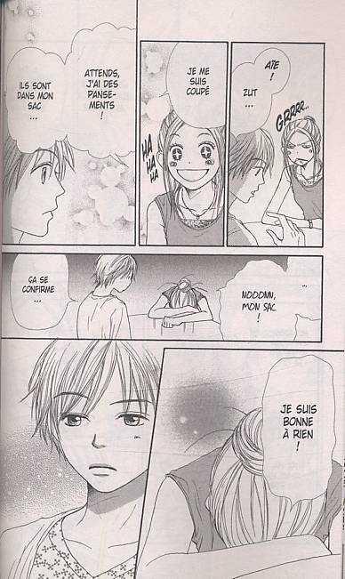 Lovely complex T8, manga chez Delcourt de Nakahara