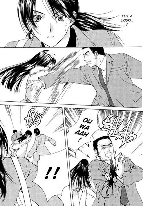 Anne Freaks T2, manga chez Pika de Kotegawa