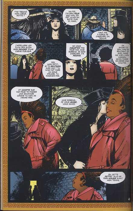 Death T1 : La vie... à quel prix ! (0), comics chez Panini Comics de Gaiman, Buckingham, Bachalo, McKean, Oliff