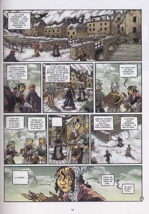 Les contes du Korrigan T9 : La colline d'Ahna (0), bd chez Soleil de Le Breton, Mosdi, Jiménez alburquerque, Crety, Tonton, Cordurié, Mick