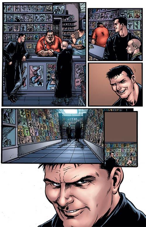 The Boys – édition souple, T1 : La règle du jeu (0), comics chez Panini Comics de Ennis, Robertson