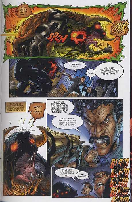 Spawn – Archives, T5 : Rédemption (1), comics chez Delcourt de McFarlane, Larsen, Capullo, Broeker, Haberlin