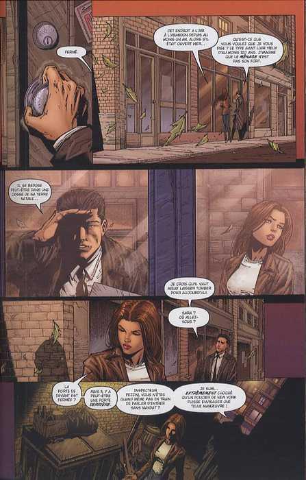 Witchblade T2 : Chasse aux sorcières (0), comics chez Delcourt de Marz, Choi, Buccellato